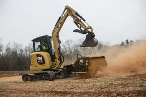 Cat 304.5E2 excavator